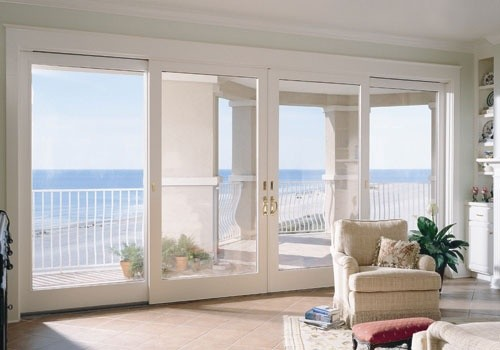Replacement sliding glass patio doors by marvin integrity for Marvin integrity storm doors